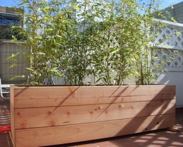 Beautiful yet functional privacy fence planter boxes ideas 16