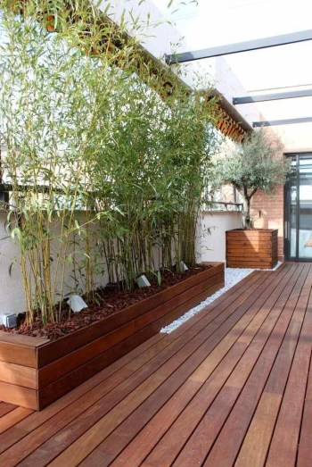 Beautiful yet functional privacy fence planter boxes ideas 30
