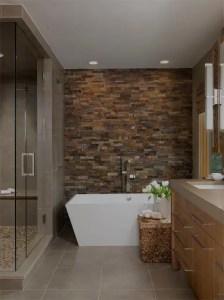 Cozy master bathroom decor ideas 02