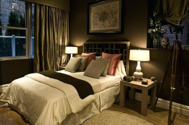 Cozy and beautiful bedroom for winter decor ideas 45