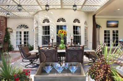 Fabulous winter patio decorating ideas 23