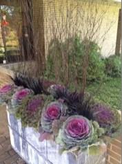Fabulous winter patio decorating ideas 28