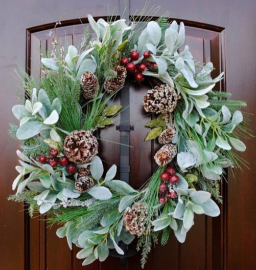 Favorite rustic winter decor to consider 31