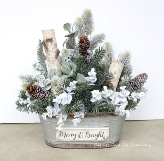 Favorite rustic winter decor to consider 32