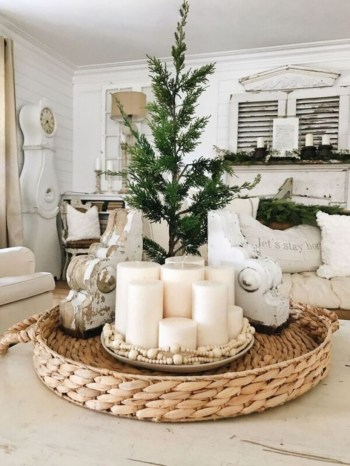 Favorite rustic winter decor to consider 44