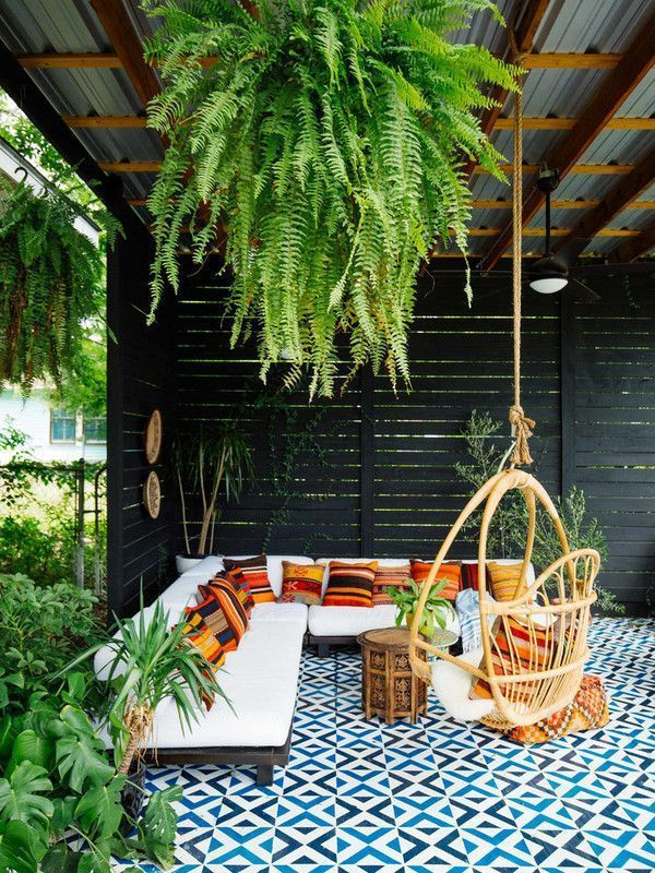 Inexpensive diy outdoor decoration ideas 13