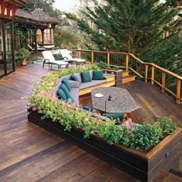Inexpensive diy outdoor decoration ideas 26