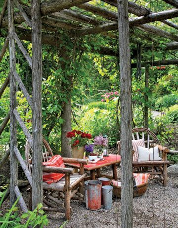 Inexpensive diy outdoor decoration ideas 29