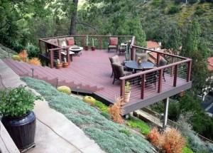 Inexpensive diy outdoor decoration ideas 33