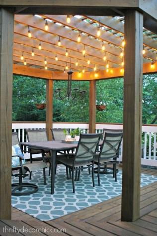Inexpensive diy outdoor decoration ideas 39