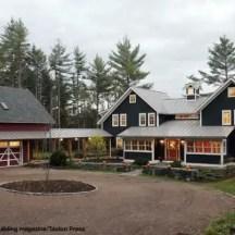 Modern farmhouse exterior design ideas 39