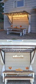 Minimalist furniture for your outdoor area 18