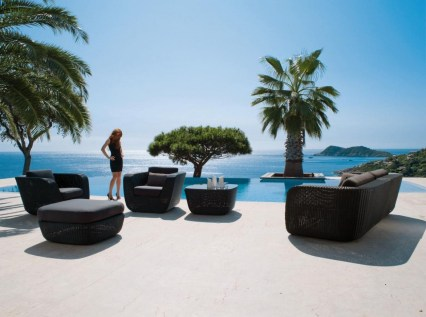 Minimalist furniture for your outdoor area 24