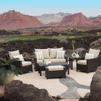 Minimalist furniture for your outdoor area 41