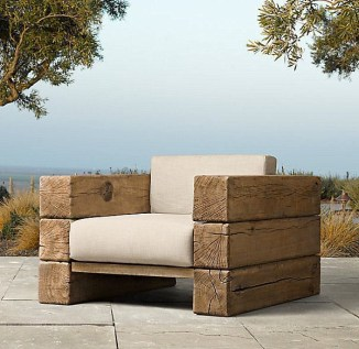 Minimalist furniture for your outdoor area 45