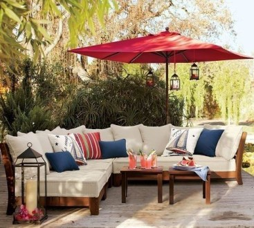 Minimalist furniture for your outdoor area 49