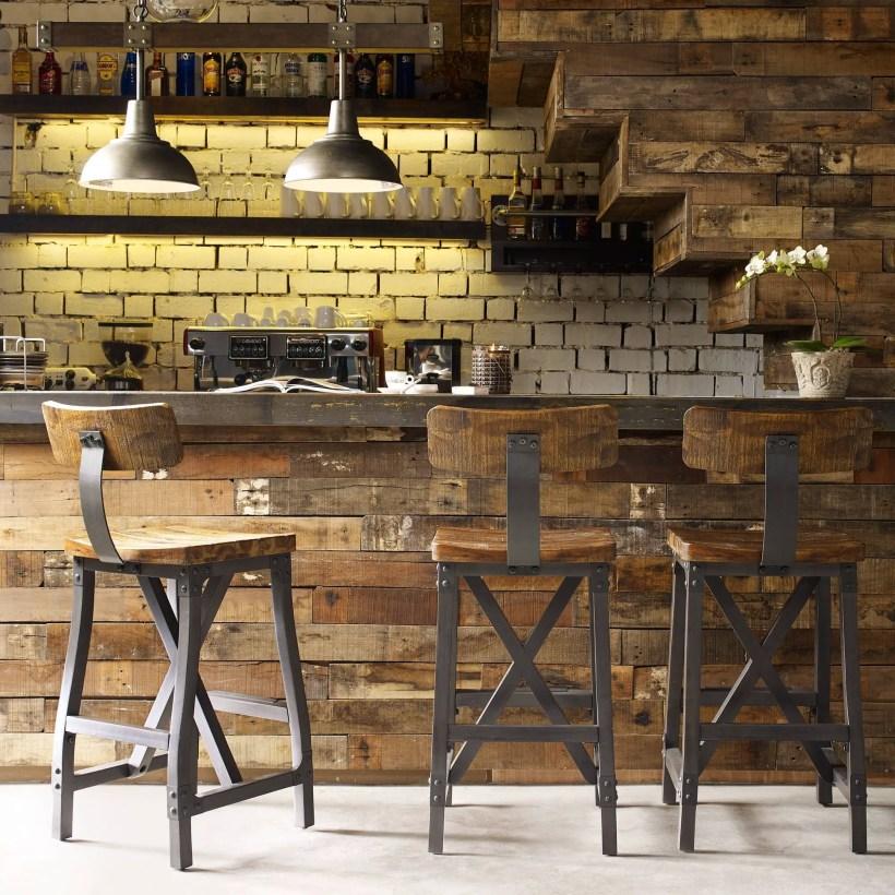 Rustic industrial decor and design ideas 07