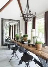 Rustic industrial decor and design ideas 18