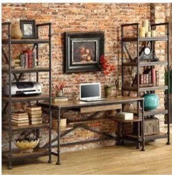 Rustic industrial decor and design ideas 30