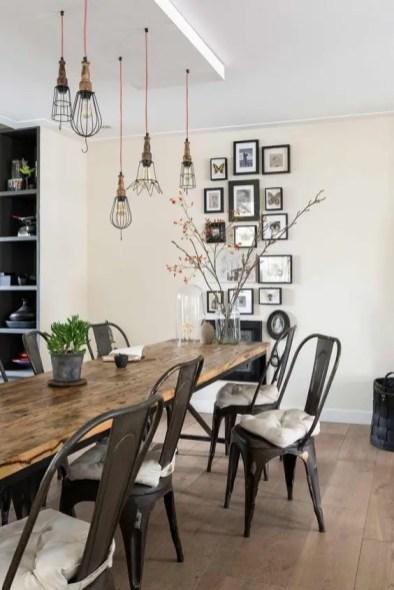 Rustic industrial decor and design ideas 34