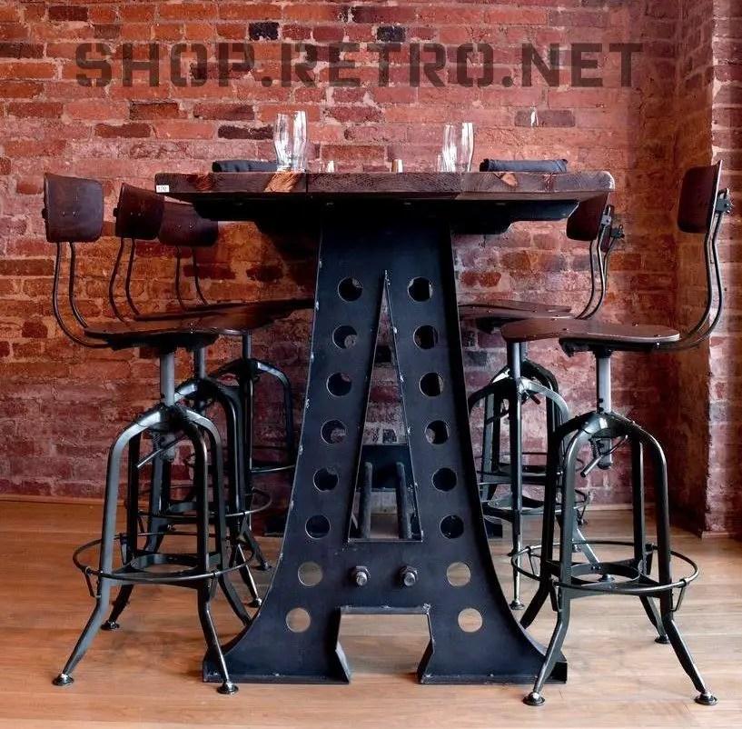 Rustic industrial decor and design ideas 48