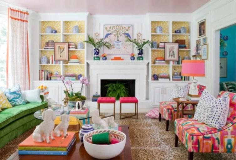 Amazing living room design ideas 24