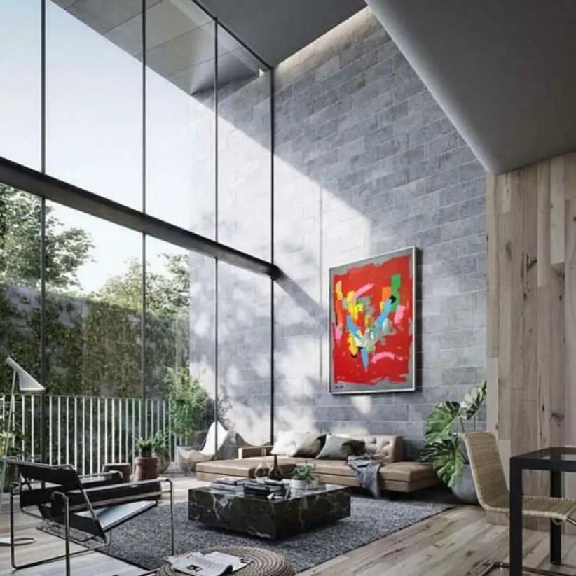 Amazing living room design ideas 29