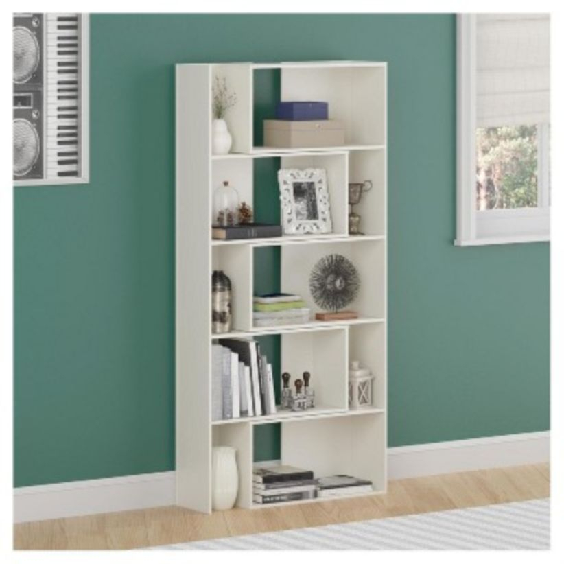 Corner shelves that change home decor become more beautiful 37