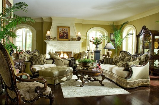 Elegant and attractive living room design ideas 01