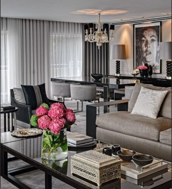 Elegant and attractive living room design ideas 20