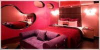 Home interior design with the concept of valentine's day 28