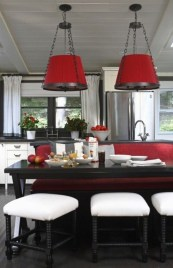Home interior design with the concept of valentine's day 29