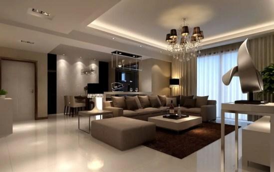 Popular living room design ideas this year 19