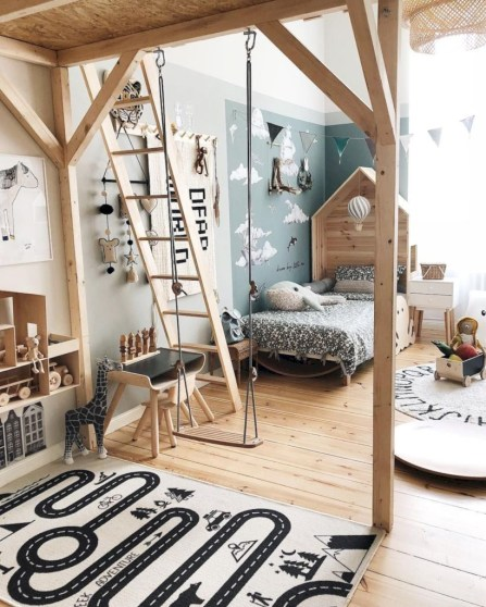 Stylish boys bedroom ideas that you must try 09
