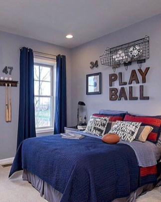 Stylish boys bedroom ideas that you must try 22