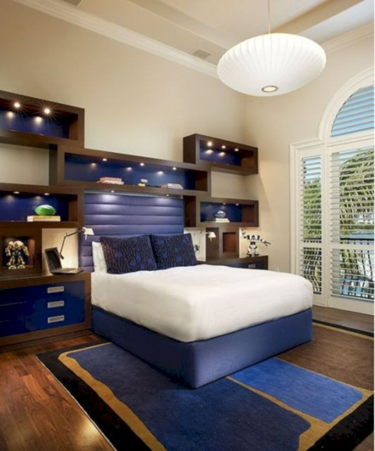 Stylish boys bedroom ideas that you must try 33