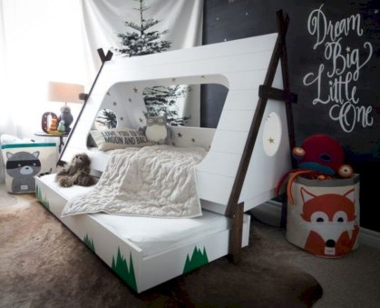 Stylish boys bedroom ideas that you must try 34