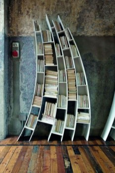 The best bookshelf designs are popular this year 08