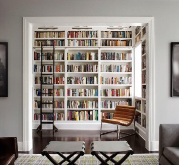The best bookshelf designs are popular this year 24
