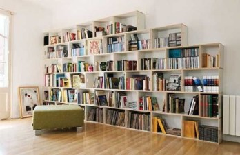 The best bookshelf designs are popular this year 28