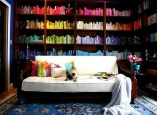 The best bookshelf designs are popular this year 31