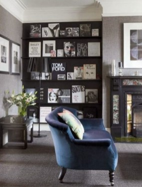 The best bookshelf designs are popular this year 35