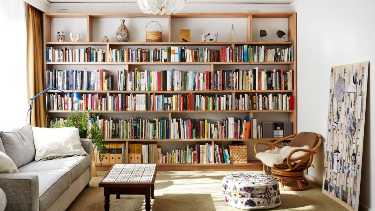 43 The Best Bookshelf Designs are Popular This Year