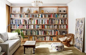The best bookshelf designs are popular this year 41