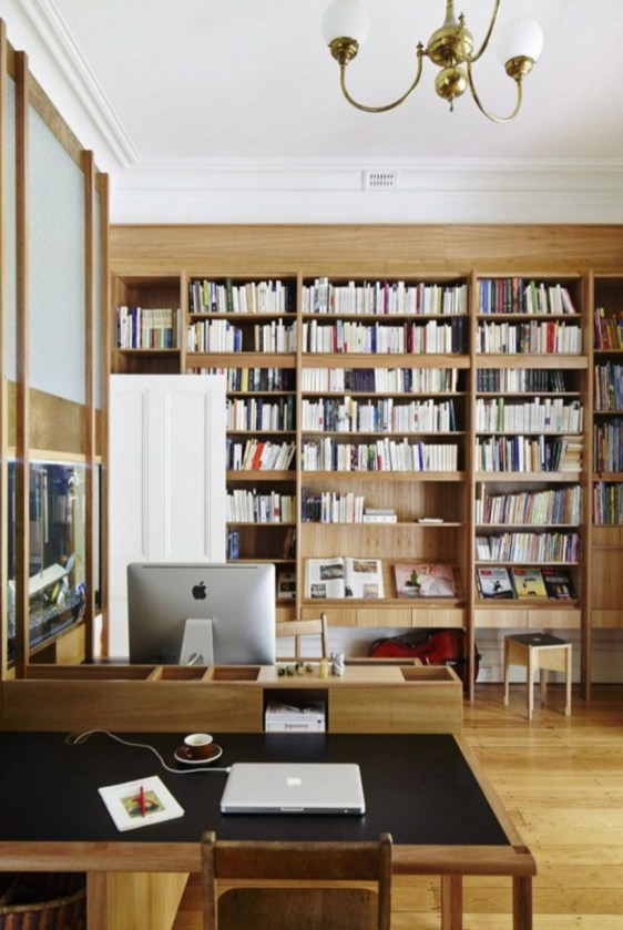 The best bookshelf designs are popular this year 42