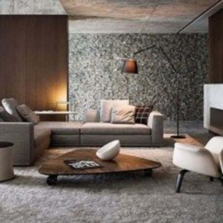 The best artistic livingroom design 12