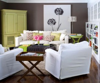 The best artistic livingroom design 17