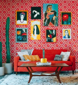 The best artistic livingroom design 36
