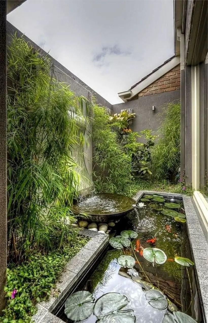The best small home garden design ideas 11