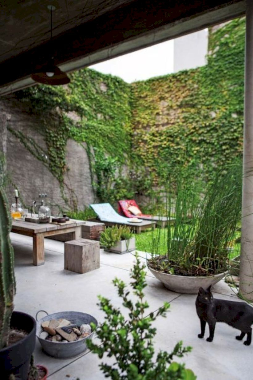 The best small home garden design ideas 12